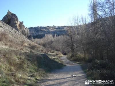 Parque Natural del Barranco Río Dulce;senderismo huelva senderismo huesca